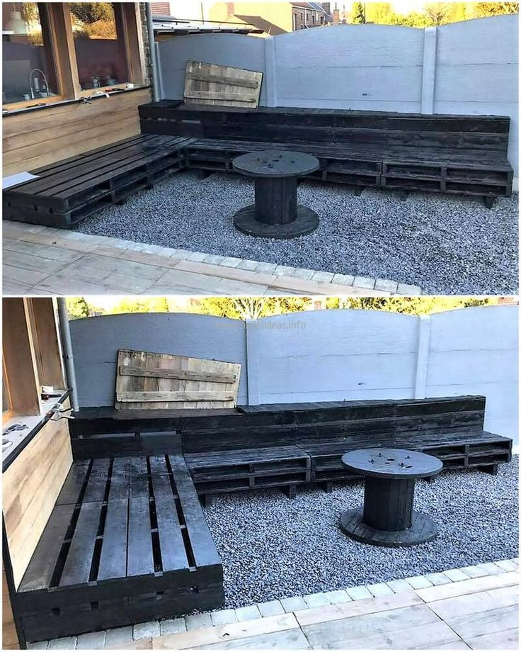 + best ideas about Pallet outdoor furniture on Pinterest