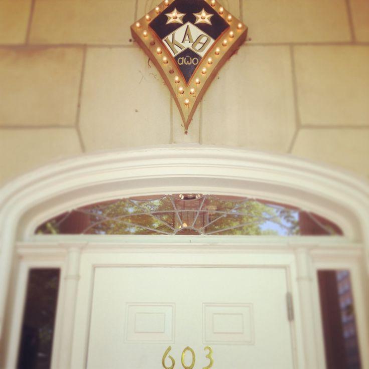 Kappa Alpha Theta, University of Missouri #theta1870