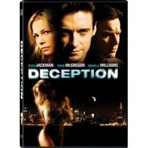 "Deception (DVD)  ""La lista"""
