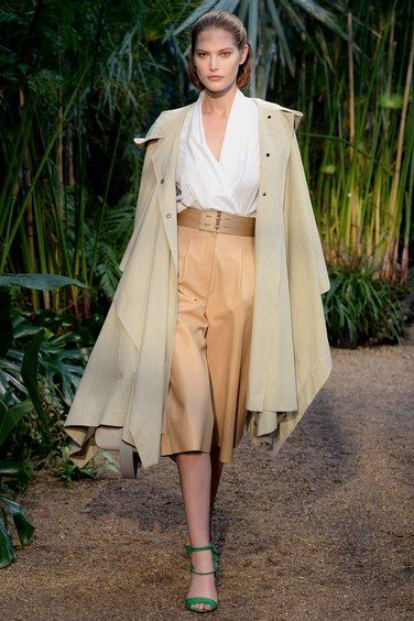 Hermès Spring 2014 Ready-to-Wear Fashion Show Collection