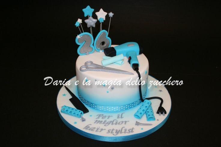 #Torta parrucchiere #Hairdresser cake # Hair stylist cake #Hair stylist