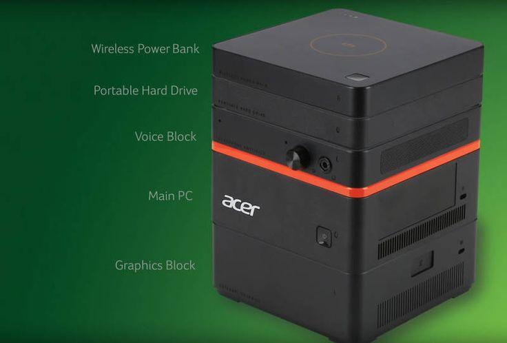 Acer Revo Build, PC Mini Yang Dapat Dibongkar Pasang | Berita Digital Kalteng