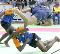 Kabbadi - to date the only sport I've won a championship in without any understanding of the rules.