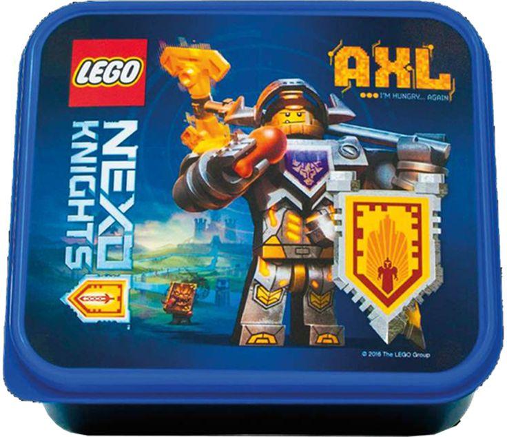 LEGO NEXO KNIGHTS madkasse