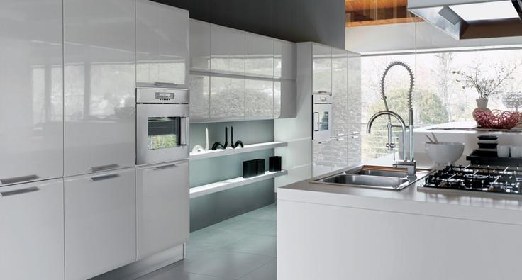 05 Contemporary kitchen JAMA by Zecchinon   Archisesto Chicago  