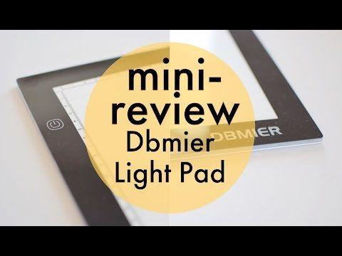 Dbmier A4S Light Box Mini-Review
