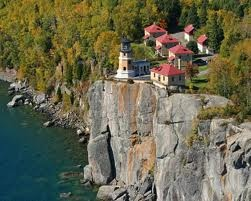 Split Rock Lighthouse, Two Harbors MN.   Still like stopping by here to play tourist.