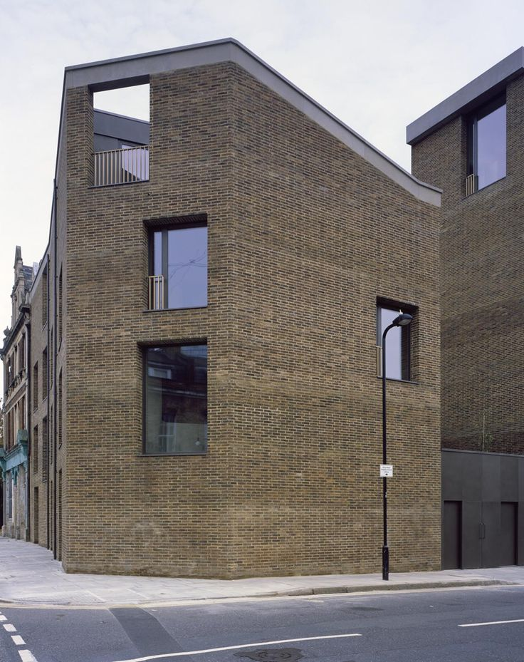 @Uncube Jaccaud Zein Architects rethink housing in London