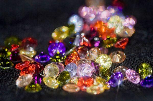 Gems background