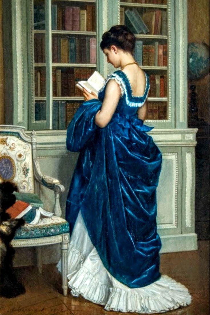L'art de la lecture à l'ère victorienne
