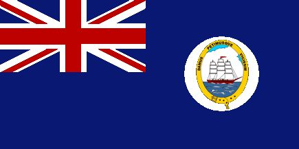 Flag of British Guiana 1919-1954 - British Guiana - Wikipedia, the free encyclopedia