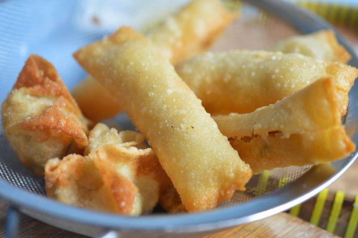 Diah Didi's Kitchen: Satu Adonan Jadi Macam2 Lauk