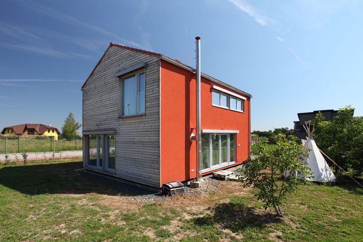 typový dům Futura Hřebeč