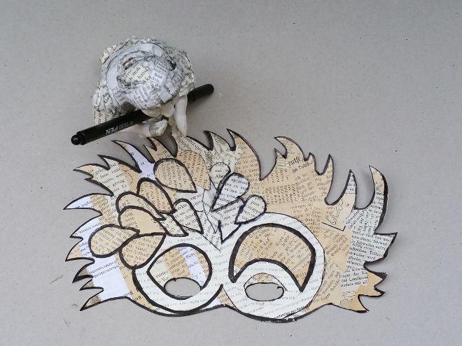 1000 images about diy dorothea koch on pinterest basteln halloween and coloring pages. Black Bedroom Furniture Sets. Home Design Ideas