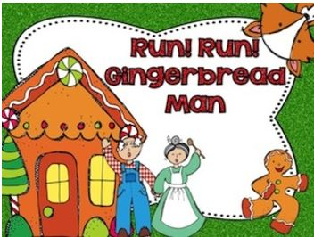Early Bird Sale - Black Friday-Gingerbread Man | December-school ...