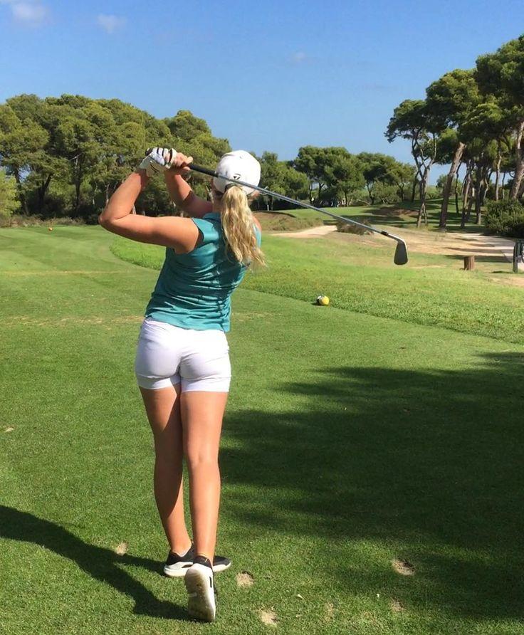 Pin By Scott On Hot Golf Girls  Ladies Golf, Girls Golf -8589