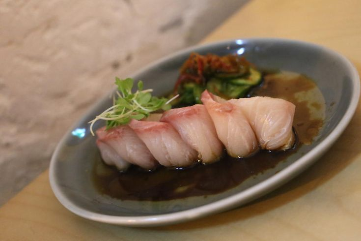 Kingfish, Cho Cho San, Potts Point, Sydney