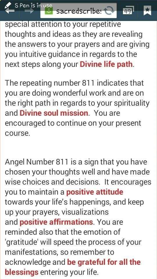 Numerology Reading Personalized Your reading from the Archangel