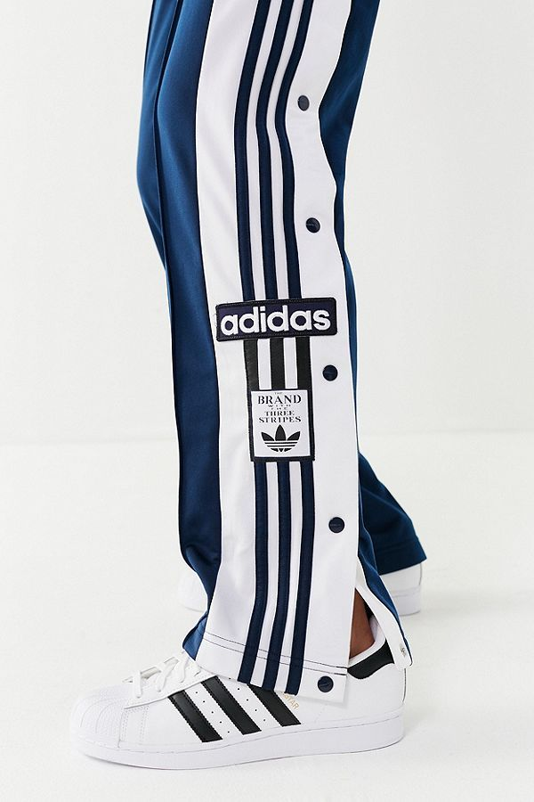 Slide View  2  adidas Originals Adicolor Oversized Tear-Away Track Pant 91081d5e7d0