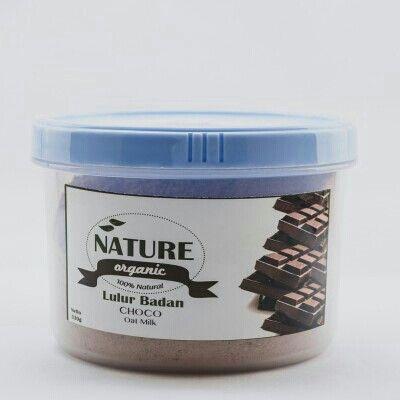 Jual Lulur badan Nature Organic - Choco Oat Milk hanya Rp 110.000, lihat gambar klik https://www.tokopedia.com/lulurnature-cath/lulur-badan-nature-organic-choco-oat-milk