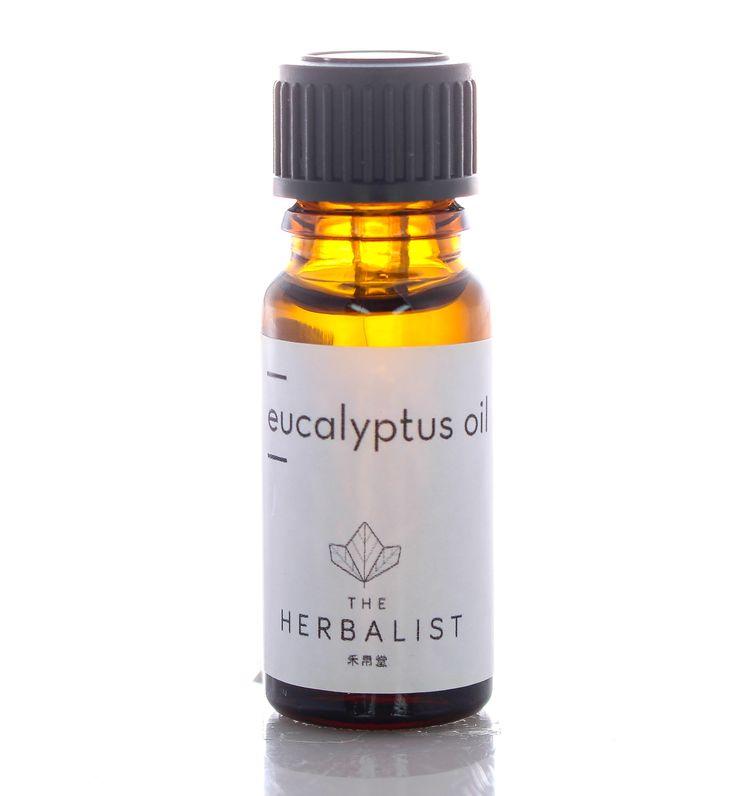 eucalyptus essential oil - (eucalyptus globulus) 100% pure essential oil 10ml e, £5.00