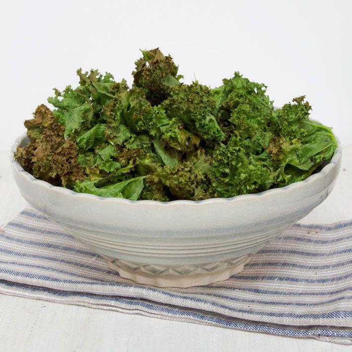 Scrummy Kale Chips recipe!