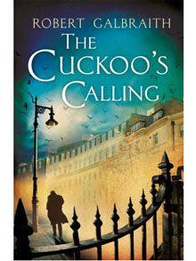 The Cuckoo's Calling - Robert Galbraith (JK Rowling). Rubeus Hagrid in a trench coat.