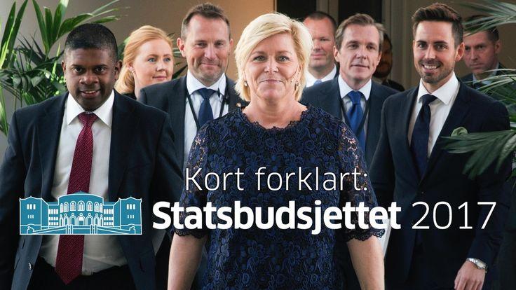 Trine Eilertsen: Statsbudsjettet på 110 sekunder - Aftenposten