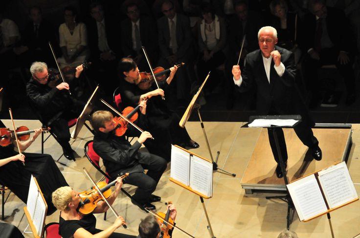 Vladimir Spivakov, Le Directeur Artistique et Musical du Festival - Le Festival international de Colmar (www.festival-colmar.com) - B. Fruhinsholz