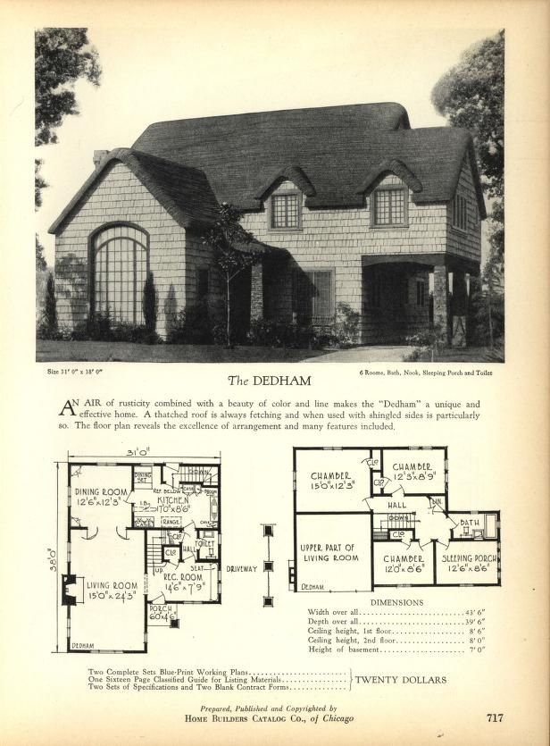 Best Houses Architectural Drawings Plans Images On