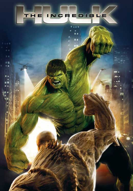 The Incredible Hulk 11x17 Movie Poster (2008) - Visit to grab an amazing super hero shirt now on sale!