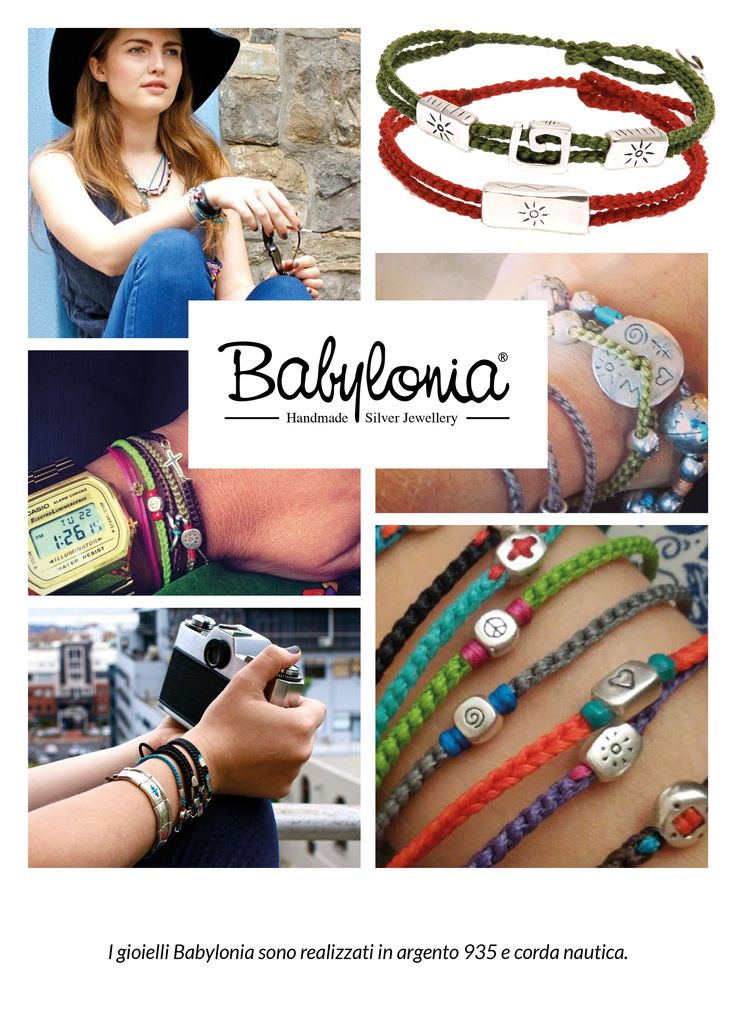 Instagrammers e Babylonia gioielli