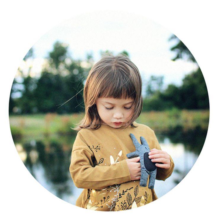 Comoring Tee -  ANNIKA at www.tatataworld.com