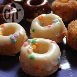 Fluffy Cake Doughnuts @ allrecipes.com.au