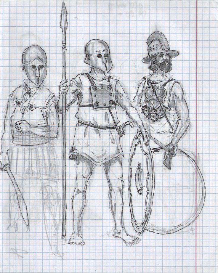 Royal Roman warriors by RyanRyzzo.deviantart.com on @DeviantArt