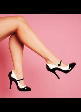 Maryjane Bordello Shoes