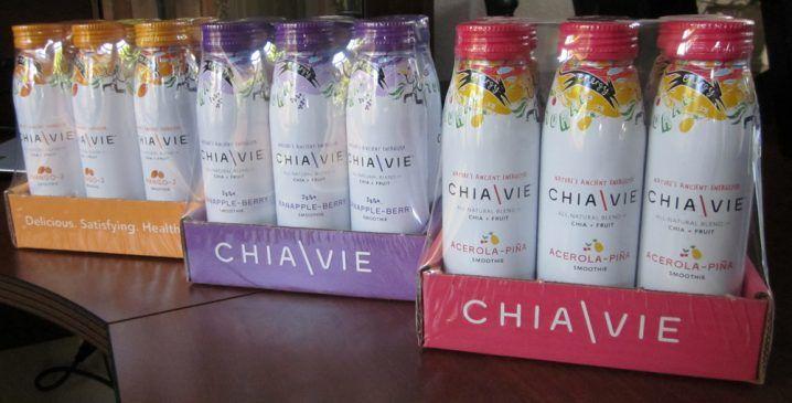 Chia Vie - Energy Drink