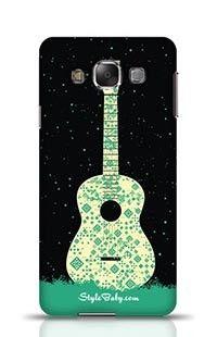 Guitar Samsung Galaxy E7 Phone Case