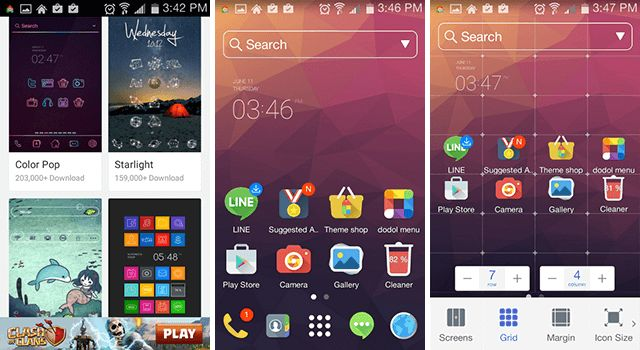 free-android-launcher-dodol