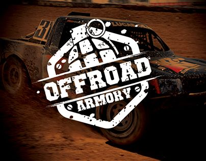 """Check out new work on my @Behance portfolio: """"Offroad Armory - Logo design"""" http://be.net/gallery/36223823/Offroad-Armory-Logo-design"""