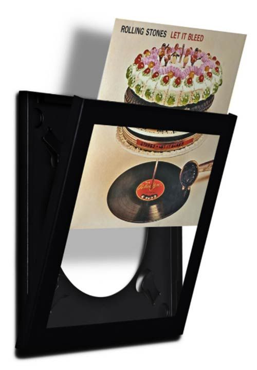 23 Ways To Frame Your Record Album Covers Framed Records