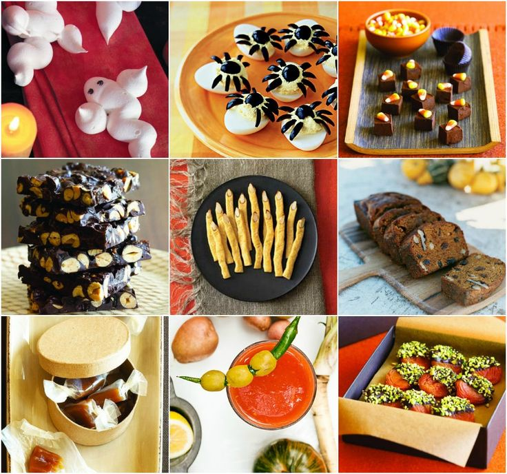 top 250 scariest and most delicious halloween food ideas - Halloween Buffet Food Ideas