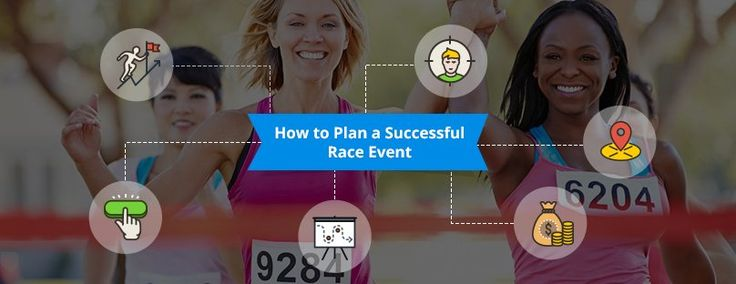 6 Planning Steps for a Successful Race Event - Regpack