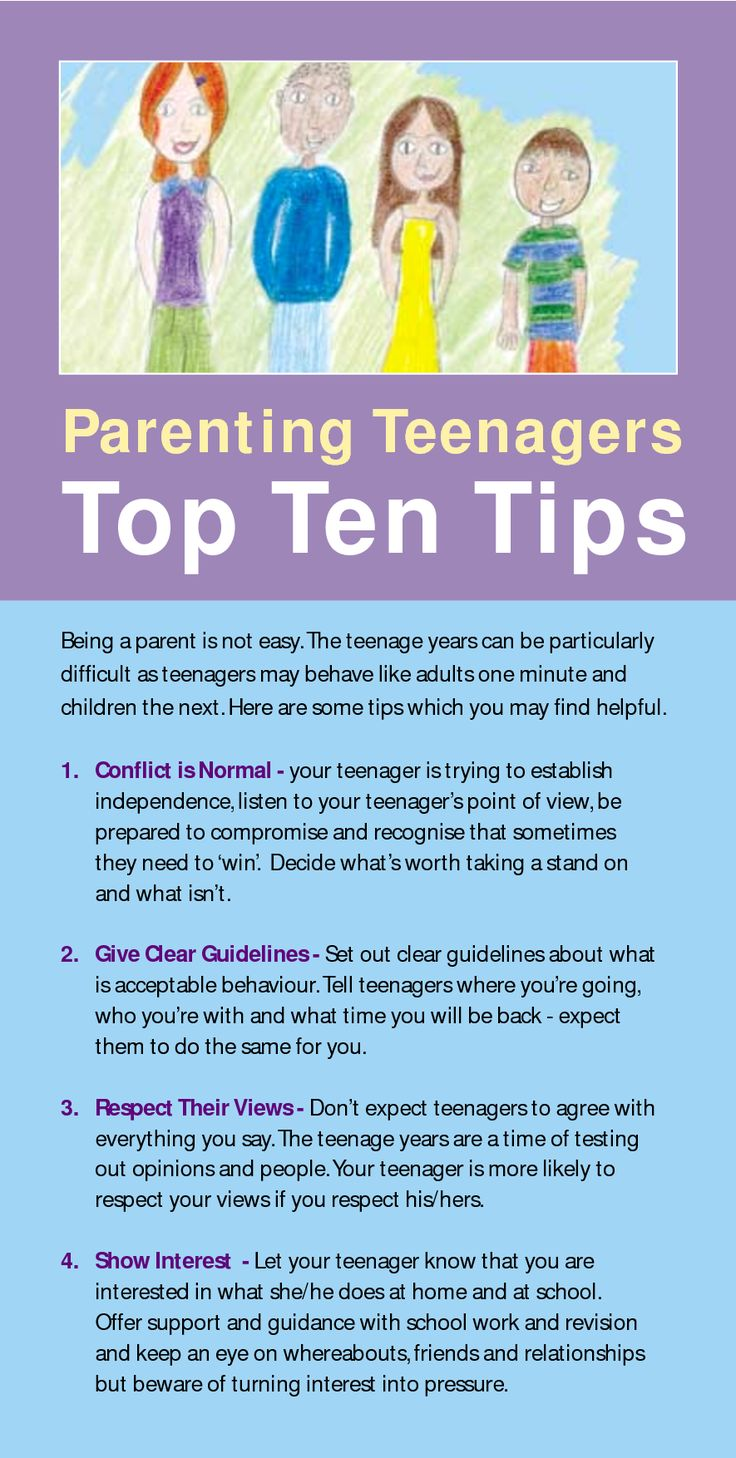 parenting tips | Parenting Teenagers Top Ten Tips Being a parent is not