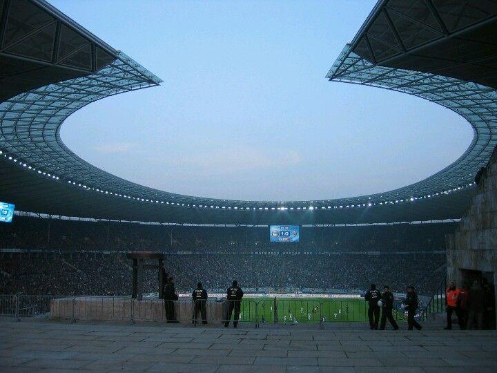 hertha Berlin stadium
