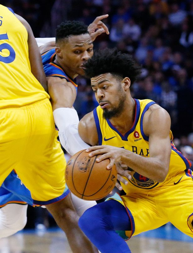 Quinn Cook Of The Golden State Warriors Calls Out In The First Quarter Against The Los Angeles Lak Golden State Warriors Pictures Golden State Warriors Warrior