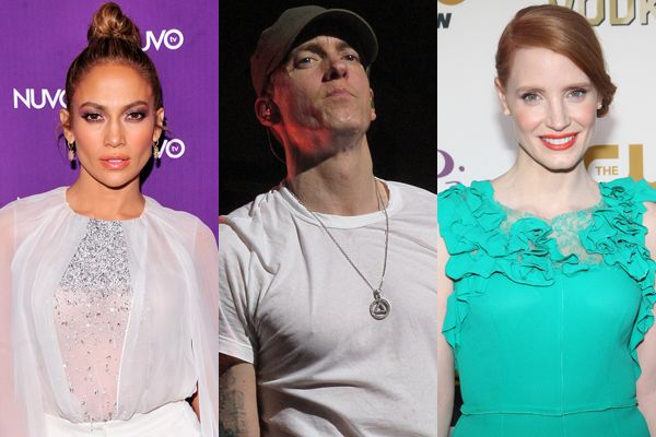 Celebrities Who Lie About Their Age—How Old Are Eminem and JLo? | OK! Magazine