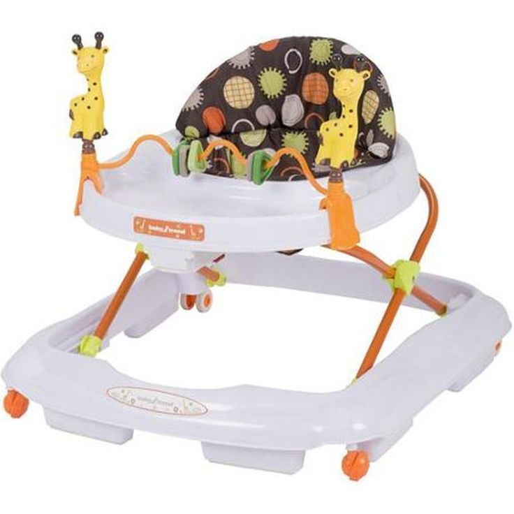 Baby Trend Walker Safari Kingdom Toddler Activity Toy Learning Assistant Kid New #BabyTrend