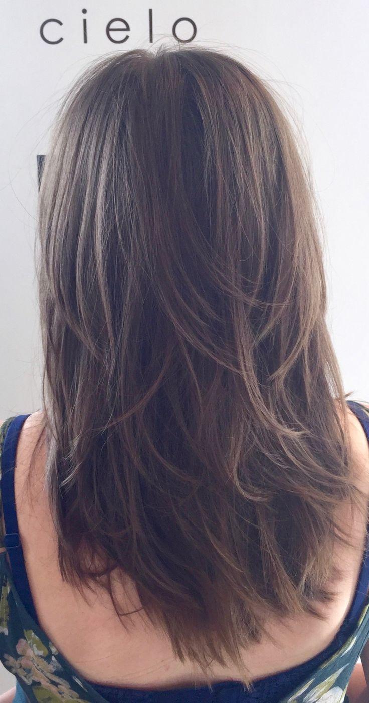 messy shag layers modern shag haircut short layers