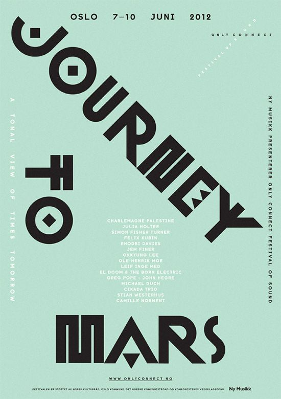 Graphic Design by Non-Format | Inspiration Grid | Design Inspiration